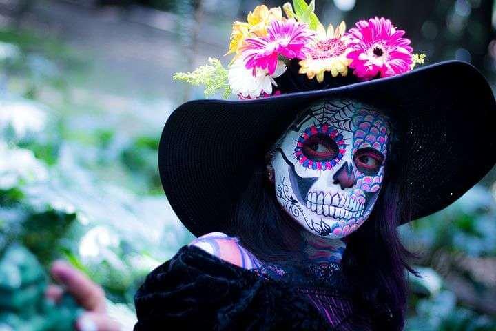 Celestial Day of the Dead Oaxaca 2020