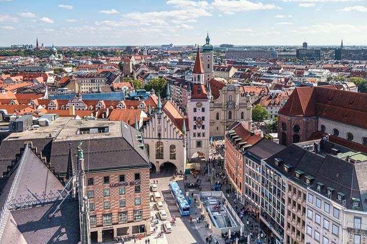 West Chester Tour Bavaria & Austria 2020